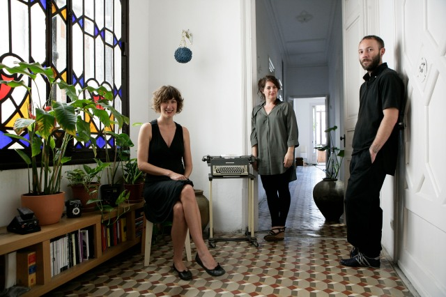 Openhouse_Project_Barcelona_The_gallery_Ana_Schulz_Andrew_Trotter_Mariluz_Vidal