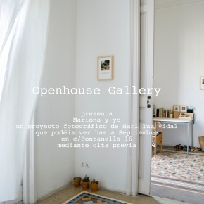 the Gallery space : Barcelona : photos : Mari LuzVidal