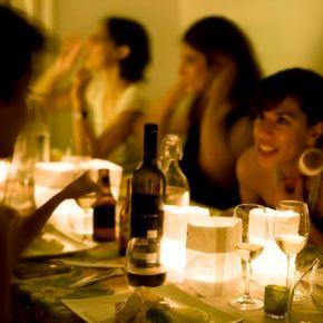 the first dinner : openhousekitchen