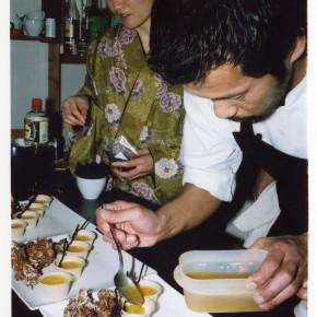 #2 sushi PLUS : openhouse kitchen : november 2012 : photos : mari luzvidal