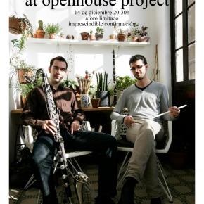 Music Night #1 : Openhouse Project : concert :barcelona