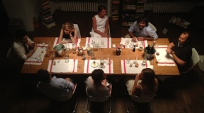 interview : MA' Hidden Kitchen Supper Club : Milan