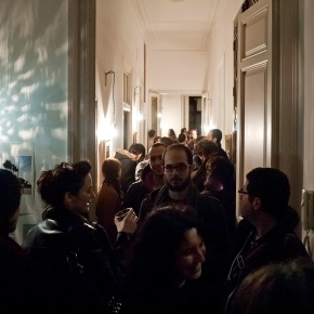 Openhouse Project presents Román Yñan : exhibition inauguration : photos by Paco Navamuel (ccby-nc-nd)