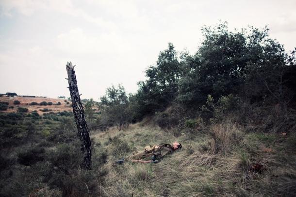 Mikel Bastida WAR THEATRE 21