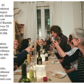 Thematic dinner with Mikel Bastida : Thursday 24thOct