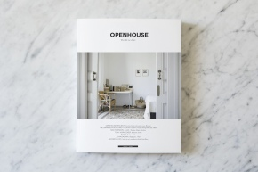 OPENHOUSE Magazine : going to print