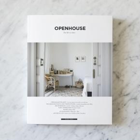 OPENHOUSE Magazine : going toprint