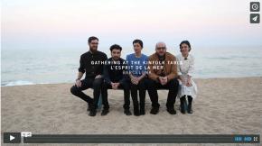 VIDEO : L'espirit de la mer, a Kinfolk gathering :Barcelona