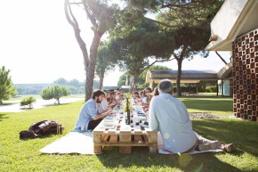 Kinfolk Picnic at La Ricarda